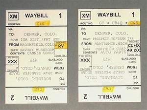 Paperwork For Model Railroad Track Scales
