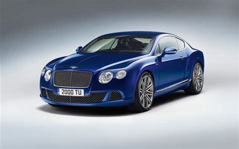2013 Bentley Continental Gt Speed Wallpaper