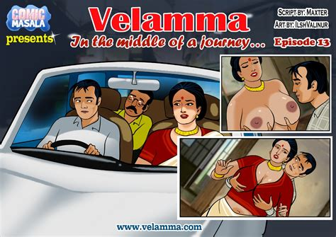 velamma 13 in the middle of a journey hentai online porn manga and doujinshi