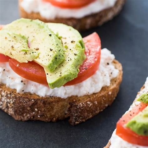 ways to eat cottage cheese what to eat with cottage cheese