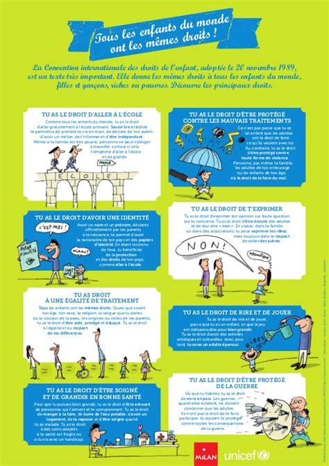 si鑒e de l unicef 20 novembre journée des droits de l 39 enfant panneau pedagogique unicef