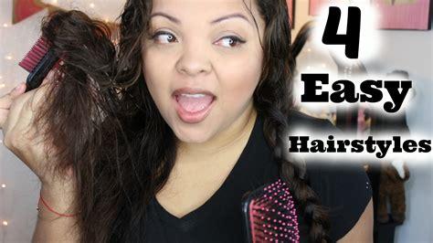 easy hairstyles frizzy hair fade haircut