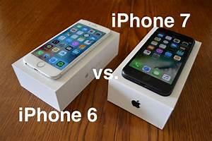 Iphone 7 Comparatif : comparatif iphone 6 vs iphone 7 youtube ~ Medecine-chirurgie-esthetiques.com Avis de Voitures