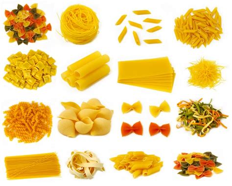 pasta     shapes wonderopolis