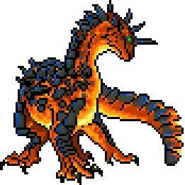 Dragon Cave - Dragon - fighter Fgih