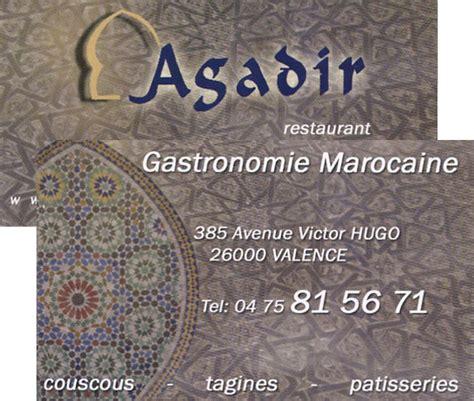 Carte De Visite Restaurant Marocain by Contactez Le Restaurant Quot La Mamounia Quot Coordonn 233 Es