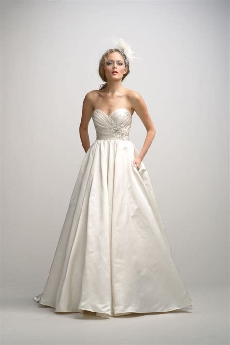 Best Wedding Dresses From Fall 2012 Watters Bridal Collection