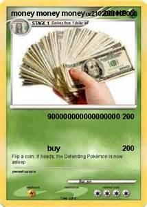 Money Pokemon Card