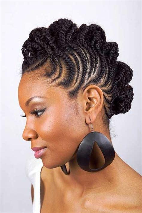 Short Braided Hairstyles For Black Women The Best Short