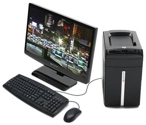 comparateur pc bureau packard bell imedia d6007 fr