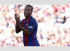 Barcelona Legends 13 Manchester United Legends RESULT