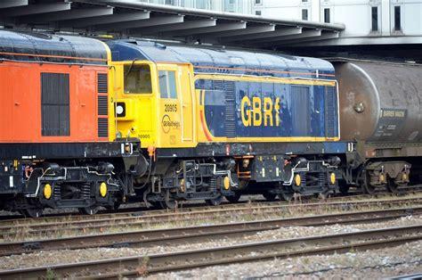 Class 20905, Derby Station-2.jpg in 2020   Derby, Station ...