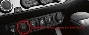 How Does The Toyota ECT Button Work