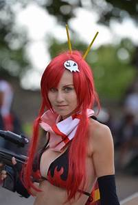 Yoko Littner Cosplay: Serious by MadnessGottaBody on ...