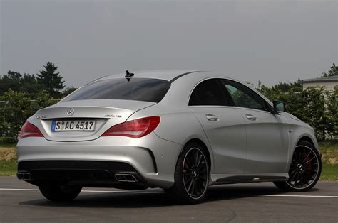 2019 Mercedes Benz Cla45 Amg  Car Photos Catalog 2018
