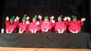 little people christmas skit 2013 arkansas school for the deaf youtube
