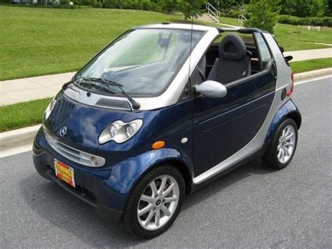 2005 Mercedes Benz Smart Car