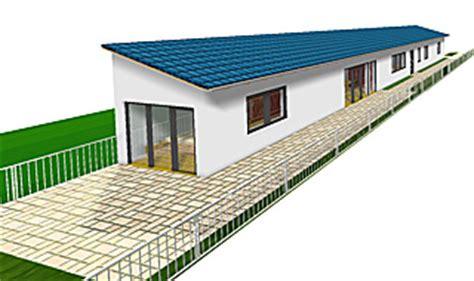 bungalow  gr variante   zimmer sehr schmaler