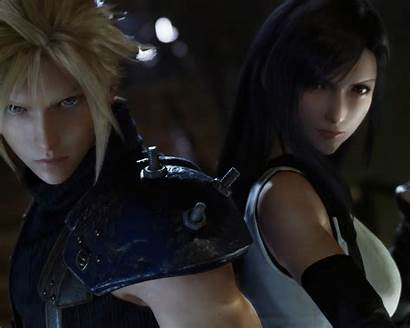 Fantasy Final Remake Vii 4k Wallpapers Resolution