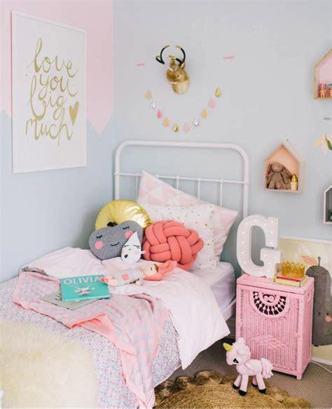 chambre fille pastel 10 chambres de petites filles pastels mamans