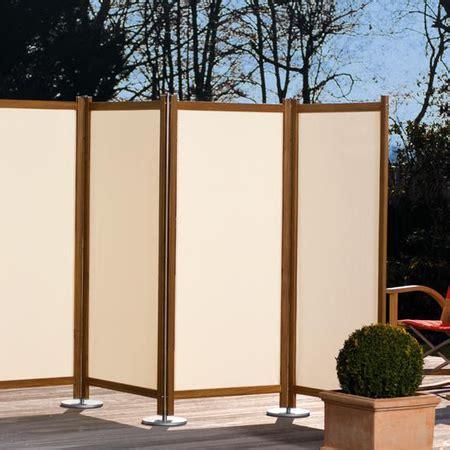 Paravent Für Garten Und Terrasse by Paravent F 252 R Den Garten