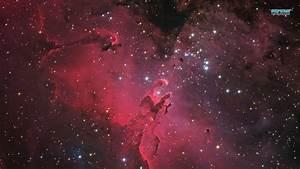Wallpapers Nasa Eagle Nebula Space 1366x768 | #383030 #nasa