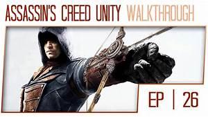 Assassin's Creed Unity 1080p Gameplay Walkthrough - 60fps ...