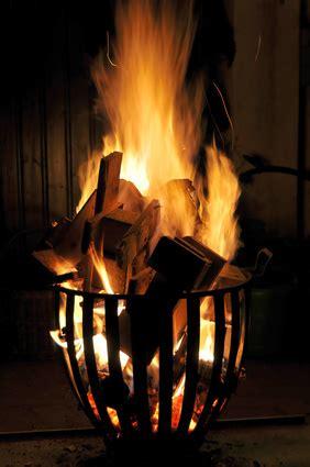 Tipps Für Den Passenden Feuerkorb › Feuerkorbfeuerschalede