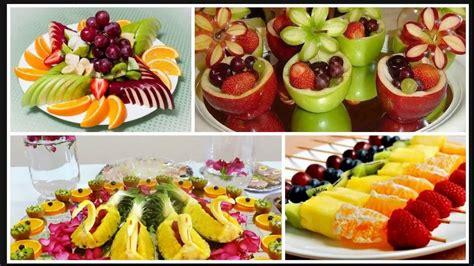 Красивая фруктовая нарезка на праздничный стол! как красиво нарезать фрукты на день рождения! youtube