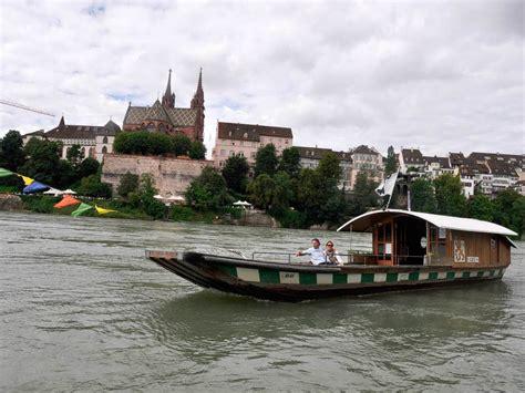 Basels Dienstälteste Rheinfähre Geht In Rente Basel