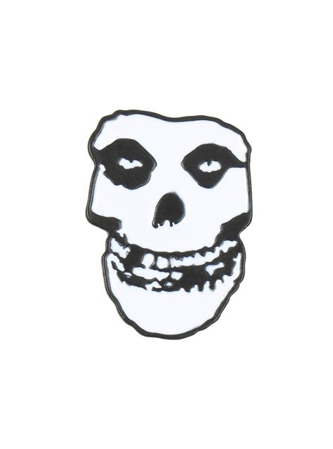 Skull clipart misfits - Pencil and in color skull clipart ...