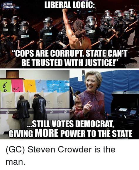 Steven Crowder Memes - 25 best memes about steven crowder steven crowder memes