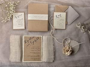 rustic chic wedding invitation ideas weddingpluspluscom With country wedding invitations ideas