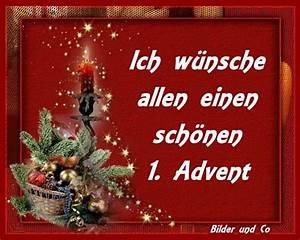 Einen Korb Bekommen Englisch : ich w nsche allen einen sch nen 1 advent 1 advent bild 25654 ~ Orissabook.com Haus und Dekorationen