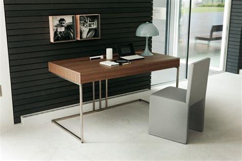 bureau ordinateur design bureau bois design 50 belles propositions