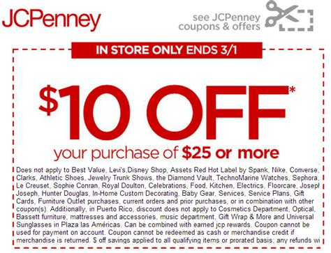 64340 Jcpenney Levis Coupon by 10 Retailers Whose Coupon Exclusions Allow You To Buy