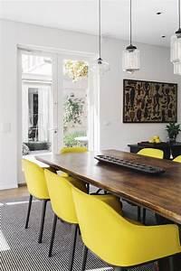 1000 idees sur le theme chaises de salle a manger sur With deco cuisine avec chaise salle a manger couleur
