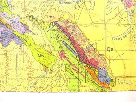geological survey and mines bureau cochise