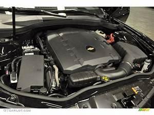 2013 Chevrolet Camaro Lt Coupe 3 6 Liter Di Dohc 24