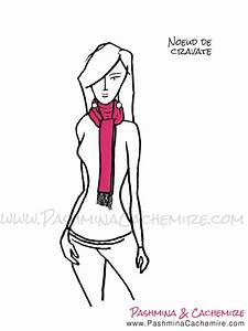 Comment Nouer Une Cravate : comment nouer et porter son foulard en cravate d 39 homme ~ Melissatoandfro.com Idées de Décoration