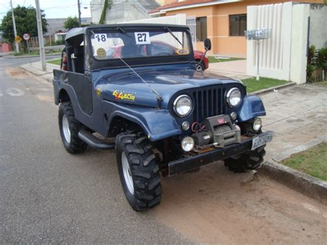 vendo jeep willys cj5 1958 vendo jeep willys cj5 1958