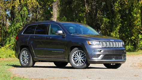 jeep grand cherokee review   suv