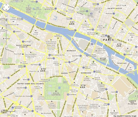google maps paris france recana masana