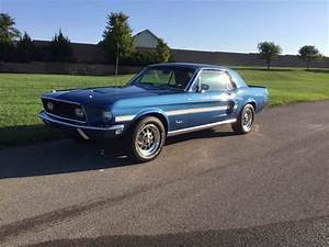 1968 Ford Mustang GT/CS (California Special) for Sale | ClassicCars.com | CC-1030423