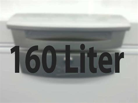 gefrierschrank 160 liter 160 liter gefriertruhe gefrierschrank gefriertruhen gefrierschr 228 nke
