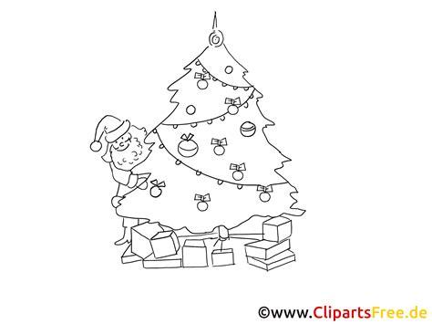 Bilder Weihnachten Schwarz Weiß by Clipart Schwarz Weiss Zu Weihnachten