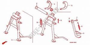 Main Stand   Brake Pedal For Honda Wave 100 Dr 2006   Honda Motorcycles  U0026 Atvs Genuine Spare