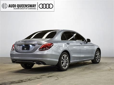 Request a dealer quote or view used cars at msn autos. Audi Queensway | 2015 Mercedes-Benz C300 4MATIC Sedan | #10386A