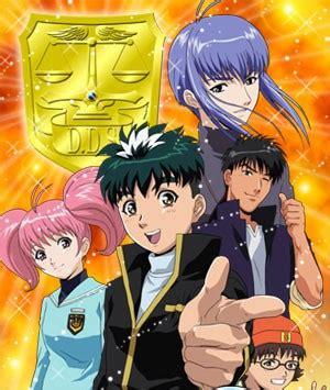 list anime genre detective detective academy q