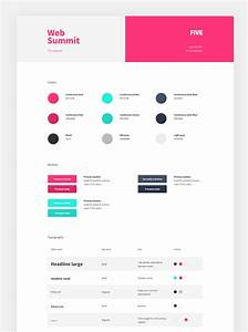 60 brand guidelines templates examples tips for With visual style guide template